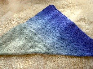 Easy, Gradient Blanket Kit Seabreeze Colors
