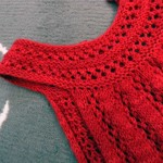 Elvira in sock yarn - 1 sk