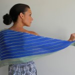 Stripes Shawl
